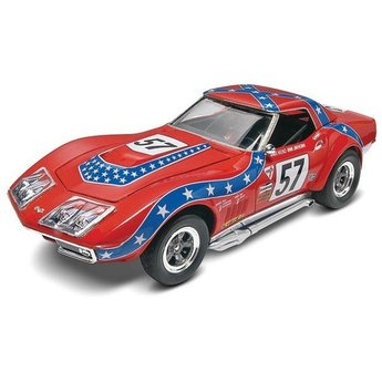 Revell 68 Corvette L88 Rebel Racer