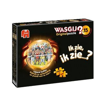 Jumbo Original Wasgij? 15:-day buffet!