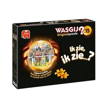Jumbo Original Wasgij? 15: -Tag Stücksbuffet!