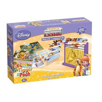 Jumbo Tigger & Pooh - 3D Puzzle
