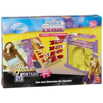 Jumbo Hannah Montana - Puzzle 3D-