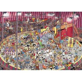 Jumbo The Circus