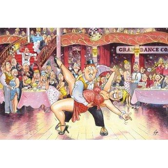Jumbo Wasgij? 17: Ballroom dancing