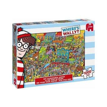 Jumbo Waar is Wally? - Het Allerwildste Westen