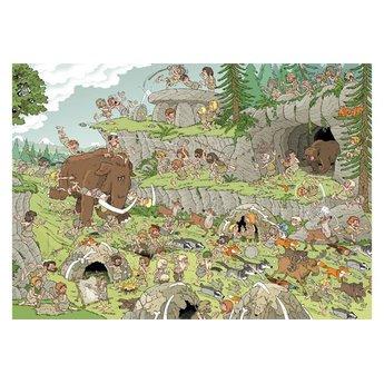 Jumbo Pieces of History - Stone Age