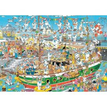 Jumbo Tall Ship Chaos