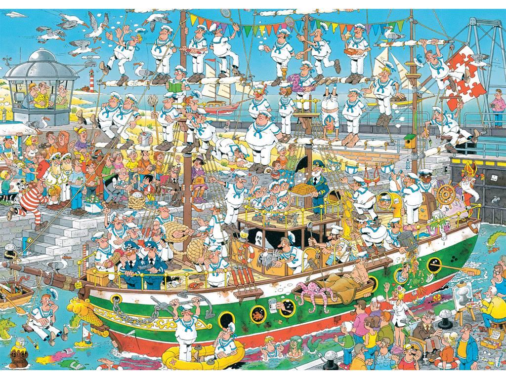 Tall Ship Chaos