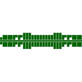 Ministeck 605 - Dark green