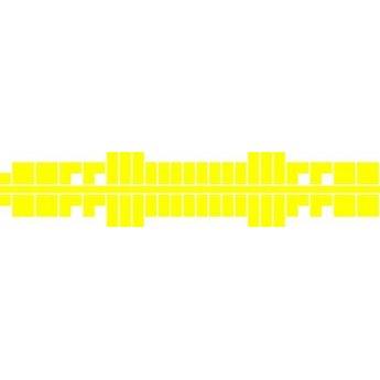Ministeck 608 - Yellow