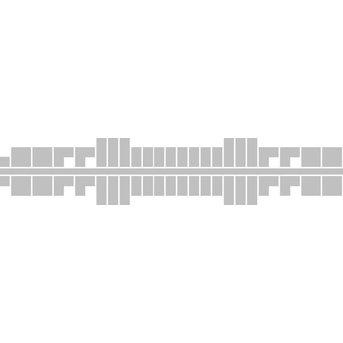 Ministeck 614 - light gray