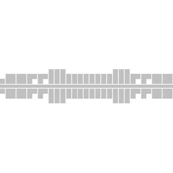 Ministeck 614 - Licht grijs
