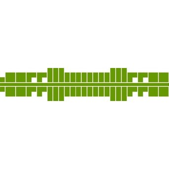 Ministeck 621 - Medium green