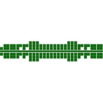 Ministeck 634 - Metallic green