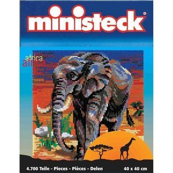 Ministeck Afrika - Elefant