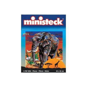 Ministeck Africa - Elephant