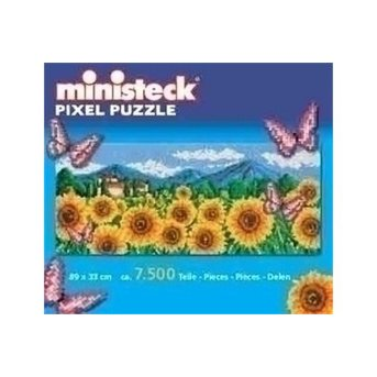 Ministeck Sonnenblumen