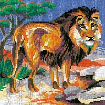 Ministeck Afrika - Lion