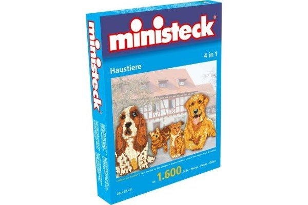 Ministeck Haustiere