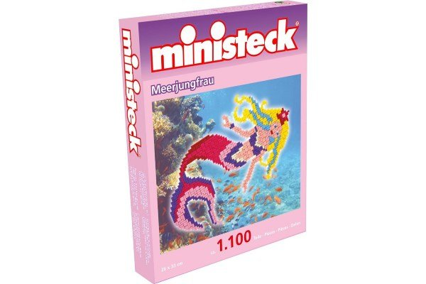Ministeck Mermaid