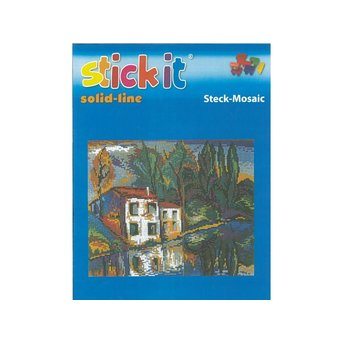 Stick-it House on the River