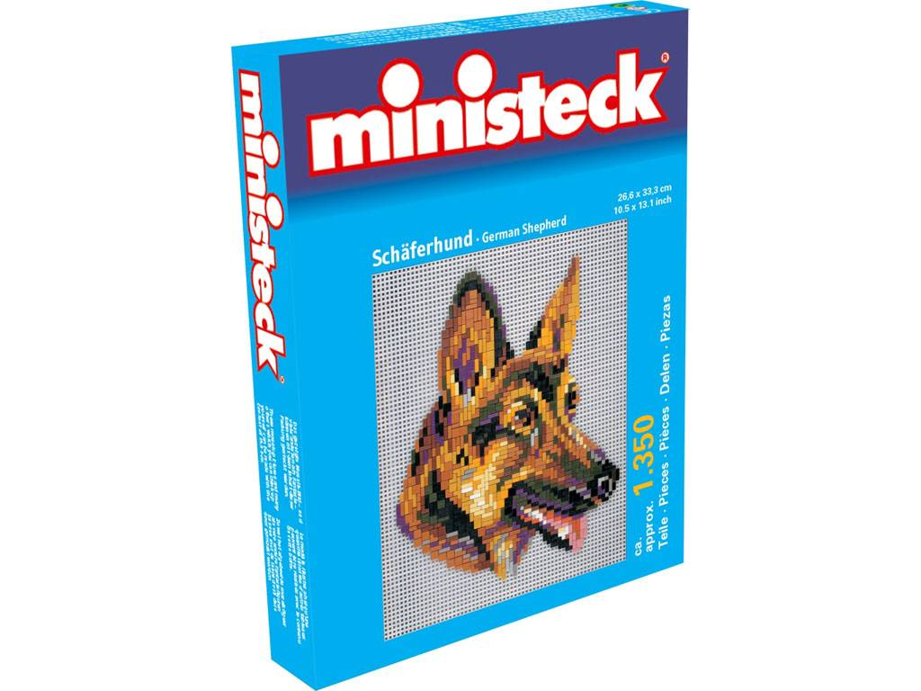 Ministeck German Shepherd Dog