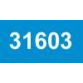 Ministeck 603 - Licht blauw
