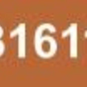 Ministeck 611 - Middel bruin