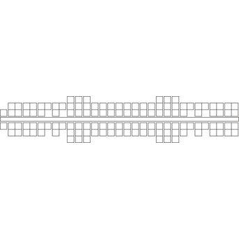Ministeck 613 - White