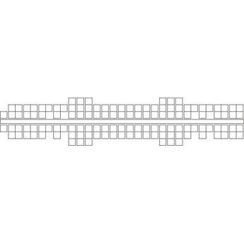 Ministeck 613 - Weiß