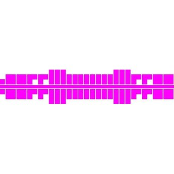 Ministeck 623 - Hard rosa
