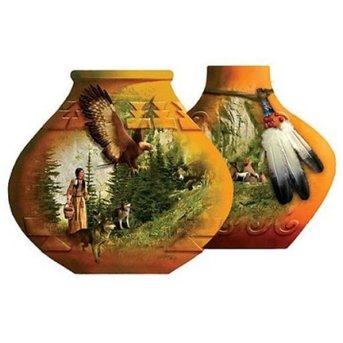 SunsOut Indian Pots
