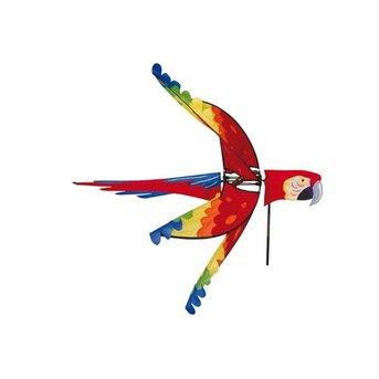 Scarlet Papagei