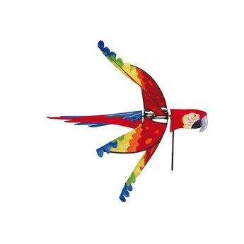 Scarlet Papegei