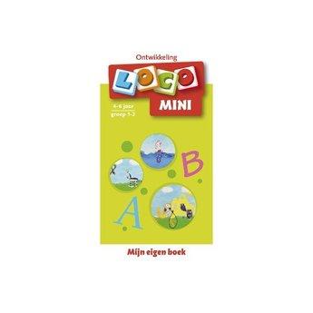 Noordhoff Uitgevers Mini Loco - Mijn Eigen Boek