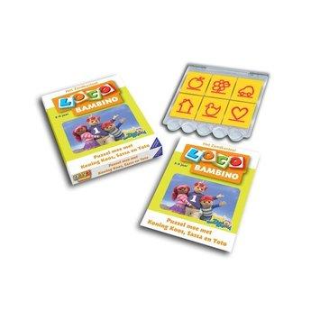 Noordhoff Uitgevers Bambino Loco - Het Zandkasteel Pakket