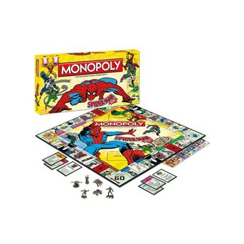 Monopoly - Spider-Man - Collector's Edition