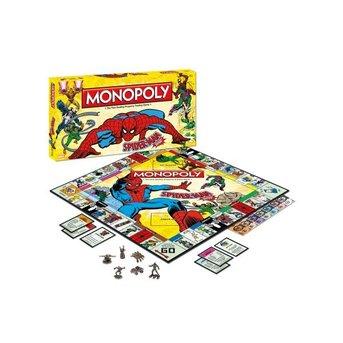 Monopoly - Spider-Man - Sammleredition