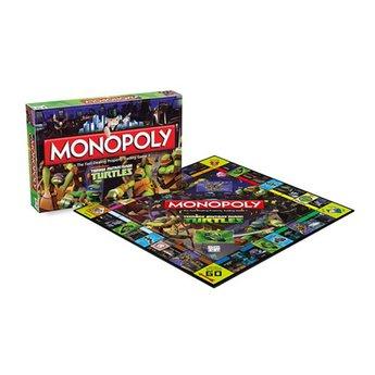 Winning Moves Monopoly - Teenage Mutant Ninja Turtles