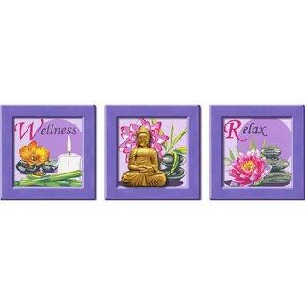 Ravensburger - Schilderen op Nummer Buddha