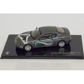 Maserati Coupe Cambiocorsa, 2002