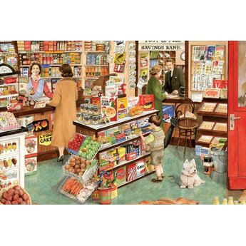 Gibsons The Village Shop