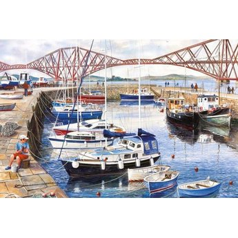 Gibsons Queensferry Harbour