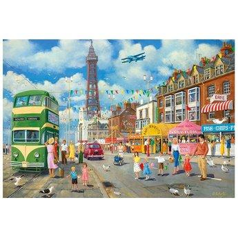 Gibsons Blackpool Promenade