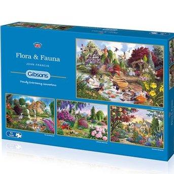 Gibsons Flora & Fauna