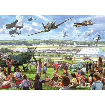 Gibsons Die Airshow