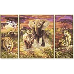 Schipper Africa - Big Five