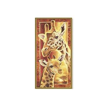 Schipper Afrika - Giraffen