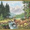 Schipper Peaceful Mountain Landscape