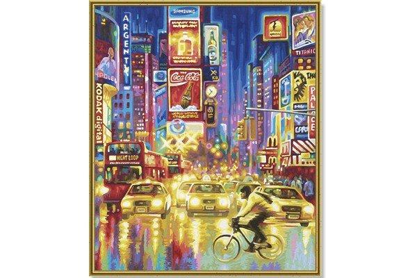 Schipper Die New York Times Square