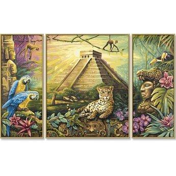 Schipper Mexico - Mayan Pyramid